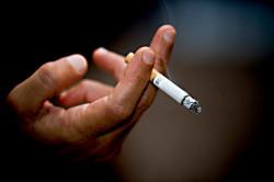 Курение - причина рака языка