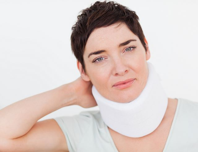 Ортопедическое изделие для шейного отдела