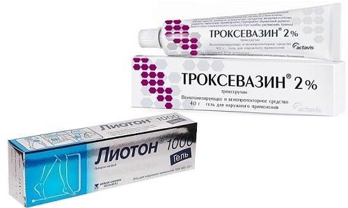 Чтобы решить, что выбрать для лечения - Лиотон или Троксевазин, - следует изучить состав препаратов и сравнить их воздействие на организм
