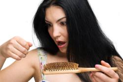Ломкость волос - симптом гипокалиемии