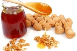 Грецкие орехи с медом для лечения туберкулеза