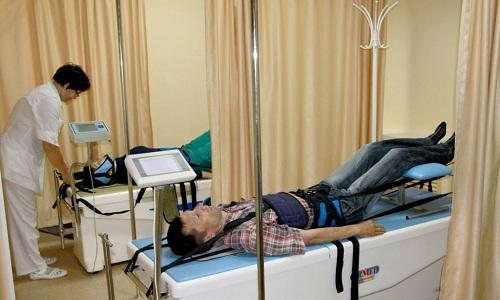Механотерапией называется методика, основанная на выполнении пассивной гимнастики, которую больной делает, используя специальные тренажеры