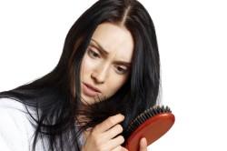 Проблема с волосами в результате адентии
