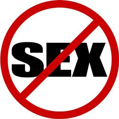 воздержание от половых связей