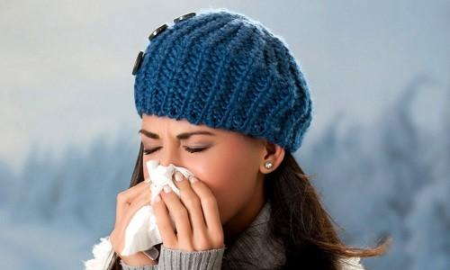 Заболевние воспалительных процессов в дыхательных путях