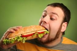 Неправильное питание - причина метеоризма
