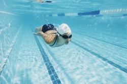 Польза плавания для людей с первой группой крови