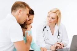 Посещение врача при цистите