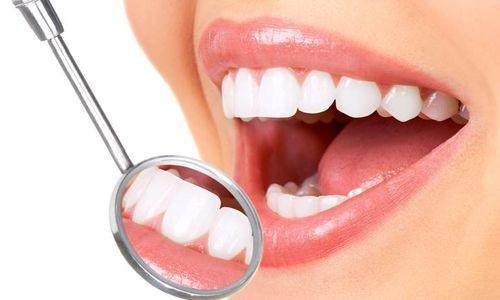 Здоровые зубы без кариеса