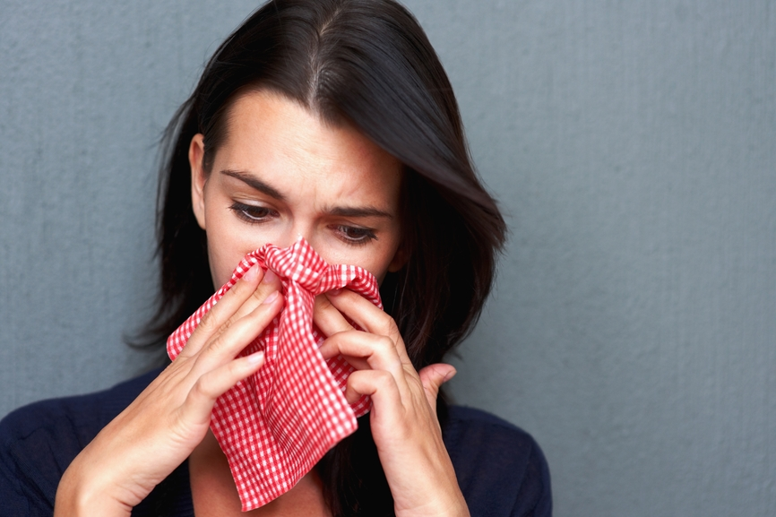 насморк и простуда