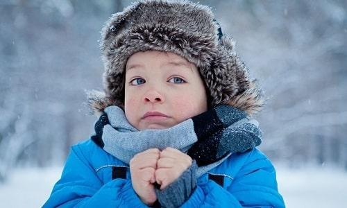 Герпес 6 типа у детей активизируется после переохлаждения