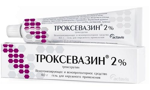 Троксевазин рекомендуется применять на начальных и более поздних стадиях заболеваний сосудов