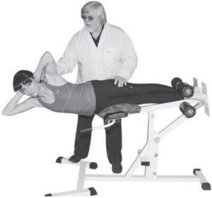 Основные виды упражнения Валентина Дикуля