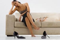 Сильная утомляемость - симптом туберкулеза легких
