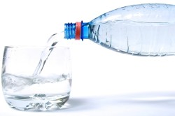 Минеральная вода для сжижения крови