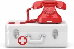 Вызов экстренной медицинской помощи при желудочном кровотечении