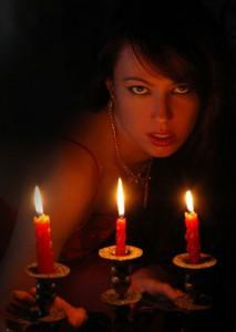 три свечи красные возьми ты