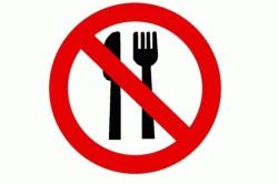 Временный запрет на пищу после удаления зуба