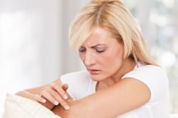 Зуд - симптом повышения глюкозы в крови