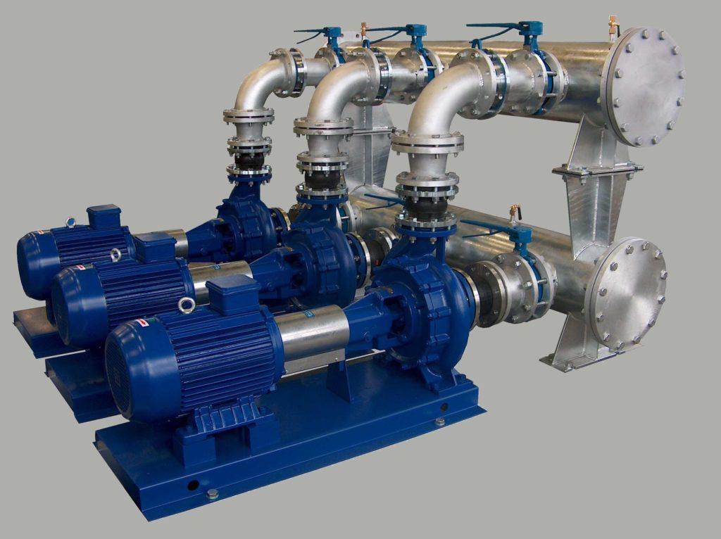 Насосное оборудование для промышленных целей