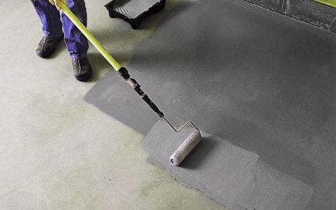 Полиуретановые краски по бетону: особенности, разновидности